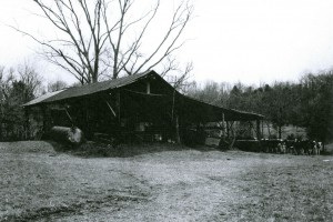 Dement Home Place Machine Shop, torn down in early 2000s