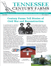 Tennessee Century Farms Newsletter Fall/Winter 2006