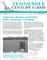Tennessee Century Farms Newsletter Fall/Winter 2011