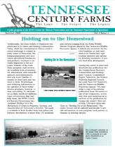 Tennessee Century Farms Newsletter Spring/Summer 2005