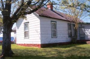 Hawkins Farm original farm house