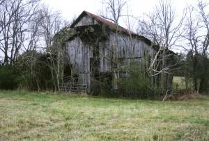 Rowesville Valley Farm 1894 horse barn