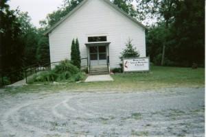 Rowesville United Methodist Church built in 1913