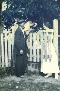 Lena and Walter Troxler