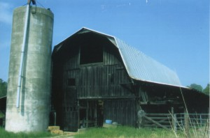 Wright Farm Barn and Silo