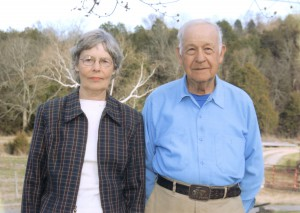 Willow Wood Farm present owners William E. and Jane Cortner in 2010