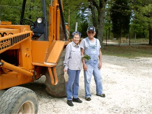 Cypress Creek Farm Lydia and Billy Branch