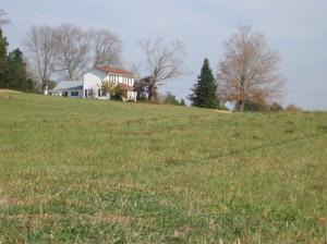 Fairdale Ranch farmhouse